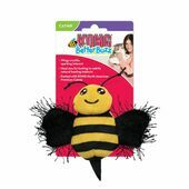 Kong Better Buzz Bee Catnip Toy