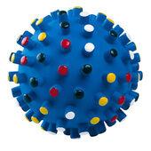 Ferplast Pa 6062 Vinyl Ball For Dogs Mixed Colours Medium 10cm