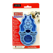 Kong Zoom Groom Dog Boysenberry