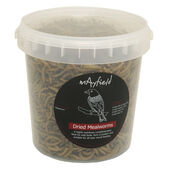 Mayfield Dried Mealworms 1000ml