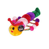 Danish Design Cleo The Caterpillar Dog Toy 56cm (22\