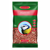Johnston & Jeff Premium Peanuts For Wild Bird 2kg