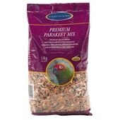 12 x Johnston & Jeff Premium Parakeet Mix 1kg