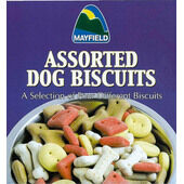 Mayfield Assorted Dog Biscuit 10kg
