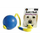 Sharples 'N' Grant Rub 'R' Ball Smoothy Large Dog Ball