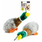 Sharples 'N' Grant Beak 'E' Birds Mallard Dog Toy