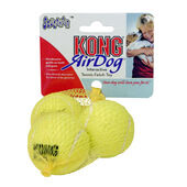 Kong Air Squeaker Tennis Balls Xsml 3pack