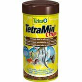 TetraMin Crisps Complete Tropical Fish Food - 50g