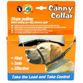 Black Canny Collar - Stops Pulling