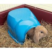 Savic Cocoon Guinea Pig/dwarf Rabbit Home Assorted 34.5x26.5x16cm