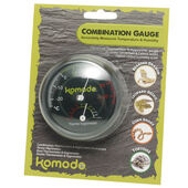 Komodo Habitat Dual Thermometer/humidity Gauge