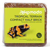 Komodo Tropical Terrain Compact 1/2 Brick