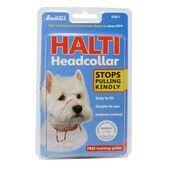 Halti Red Headcollar - Stops Pulling