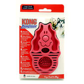 Kong Zoom Groom Dog Raspberry Large