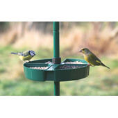 C J Wildlife Bird Buffet System - Selection Dish (attaches To Pole)