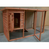 Goodspeed Flat Pack Poultry/animal Cottage 170x85x102cm (67x33.5x40