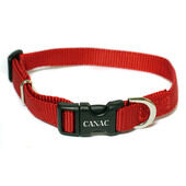 Canac Adjustable Collar Red