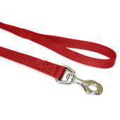 Canac Single Nylon Dog Lead Red