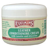 Equimins Leather Conditioning Cream 250g