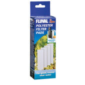 Fluval 3 Plus Replacement Polyester Pad 4pack