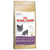 Royal Canin British Shorthair 34 Adult Dry Cat Food