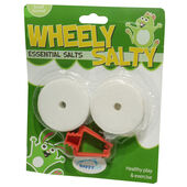HappyPet Wheely Small Animal Lick Salty 2pack