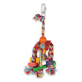 HappyPet Parrot Toy Fiesta Medium Large