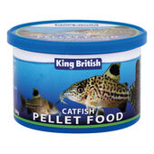 King British Catfish Pellets (with Ihb)