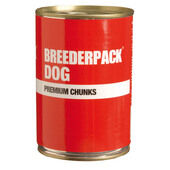 Breederpack Dog Premium Chunks Large 12 x 400g