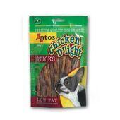 10 x Antos Chicken D\'light Sticks 100g