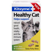 Bob Martin Kitzyme Cat Healthy Cranberry & Zinc 30 Tablets