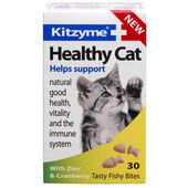 Bob Martin Kitzyme Cat Healthy Cranberry & Zinc 30 Tablets