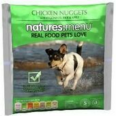 Natures Menu Nuggets Chkn Veg Rice W/apple 1kg