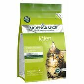 Arden Grange Fresh Chicken & Potato Kitten Cat Food - 2kg