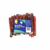 Good Boy Beef Rolls Bumper Pack 15cm (6