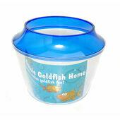 Gussie Goldfish Bowl Blue