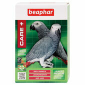 Beaphar Care+ Grey Parrot Food 1kg
