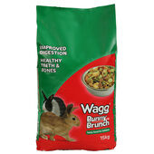 Wagg Bunny Brunch Rabbit Food Mix