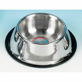 Classic Stainless Steel Non-Tip Bowl 25cm