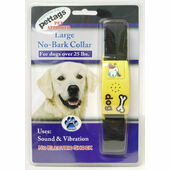 Pettags No-Bark Collar - Large