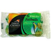 120 x Dawn Chorus Fat Balls Original