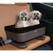 Pet Gear Plush Bucket Seat Booster 30x40x18cm