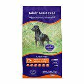 Alpha Grain Free Rich In Chicken Potato & Veg Dog Food 15kg