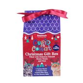 Rosewood Cupid & Comet Christmas Gift Box For Cats 120g
