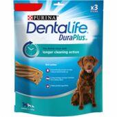 5 x Purina Dentalife Large Dog Chews 3 Stick Dog Chews 243g