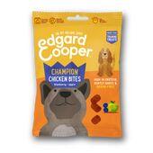 Edgard & Cooper Bites Chicken Dog Treats 50g