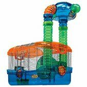 Kaytee Crittertrail Triple Play Small Animal Habitat 49.9 x 43.8 x 29.3cm