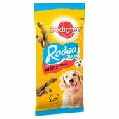 10 x Pedigree Rodeo Duos Beef & Cheese Dog Treats
