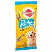 10 x Pedigree Rodeo Duos Dog Treats Chicken & Bacon