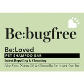Be:loved Insect Repellent Shampoo Bar - 100g